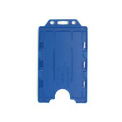 Evohold® Metal Detectable  Double Sided Badge Holder - Vertical (Pack of 100)