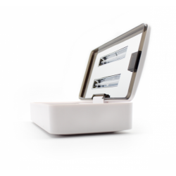 BLUE BOX UV™ SANITISING BOX – SMART CARD SANITISER