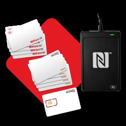 ACS ACR1252U NFC Forum Certified Reader SDK