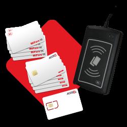 ACS ACR1281U-C1 Dual Boost II Smart Card Reader SDK