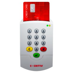 Identiv SPR332 V2.0 Secure Class 2 Pin Pad Reader