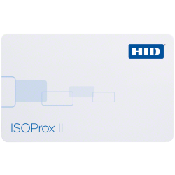 HID® 1386LGGMH ISOProx® II Card - Enter Site Code/Number Range