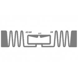 NXP Ucode 8 Non-Metal Self- Adhesive Label (AZ-H8), 18 x 74mm - 10m read range