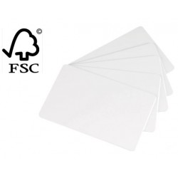 Evolis Paper Cards (Pack of 500)