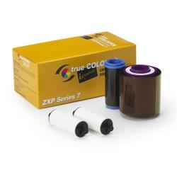 Zebra 800077-751EM KDO Dye Black Ribbon (2000 Prints)