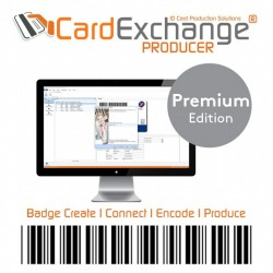 CardExchange Premium Edition Software, Single User Licence
