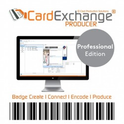 CardExchange Professional Edition Software, Single User Licence