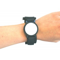 MIFARE Ultralight® EV1 48 Byte - Black Nylon Wristband, Watchstrap