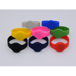 MIFARE Classic® 1K EV1 Silicone Wristband - Medium 65mm