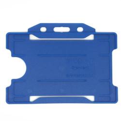 Evohold® Metal Detectable Single Sided Badge Holder - Horizontal (Pack of 100)