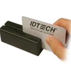 ID Tech Mini Mag II Reader