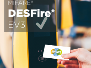 NXP introduces MIFARE® DESFIRE® EV3, enhancing security and connectivity for smart city applications