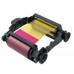 EVOLIS BADGY VBDG204EU YMCKO RIBBON (200 PRINTS)