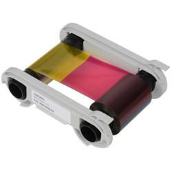 Evolis R5F002EAA YMCKO Colour Printer Ribbon (200 Prints)