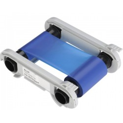 Evolis RCT012NAA Blue Monochrome Printer Ribbon (1000 Prints)
