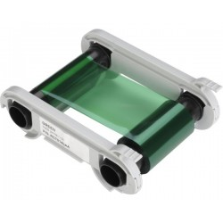Evolis RCT014NAA Green Monochrome Printer Ribbon (1000 Prints)