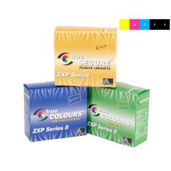Zebra ZXP Series 8/9 YMCKK Colour Ribbon 800012-480 (500 Prints)